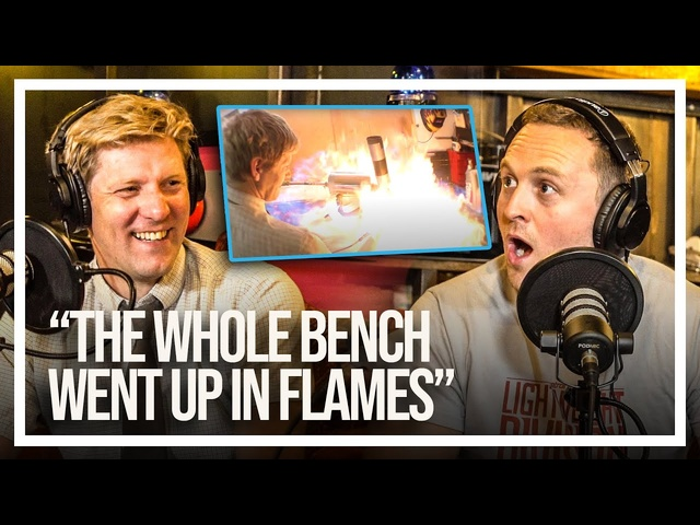 How I Blew Myself Up In The Shed (feat. Colin Furze) | Your Car Stories