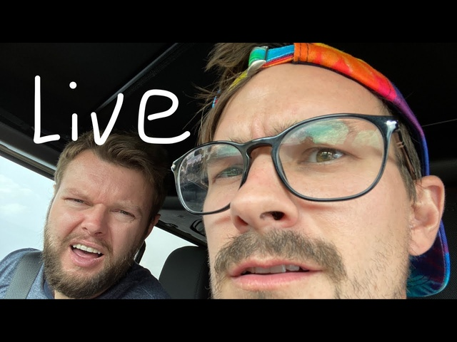 Monday live drive question time