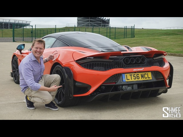 THIS is the New <em>McLaren</em> 765LT! MY FIRST DRIVE