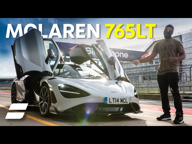 McLaren 765LT Track Review: The BEST McLaren Ever?