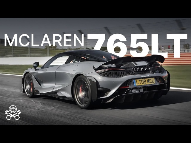 2021 McLaren 765LT | PH Review | PistonHeads