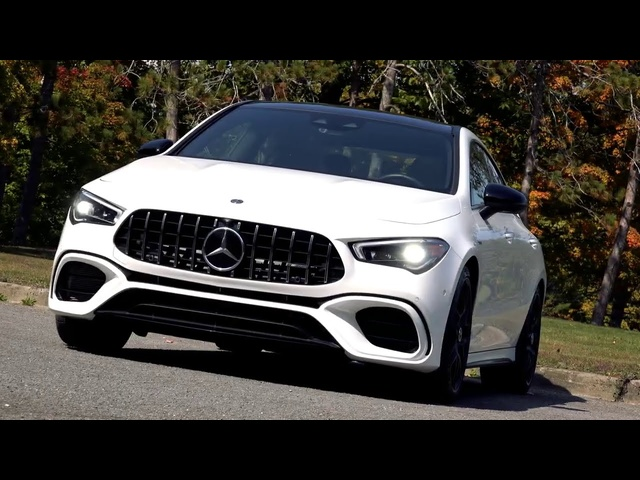 2020 Mercedes-AMG CLA 45 | It's All About the Boost