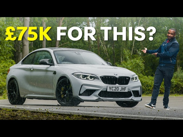 NEW <em>BMW</em> M2 CS: Should An M2 Cost THIS Much? 4K