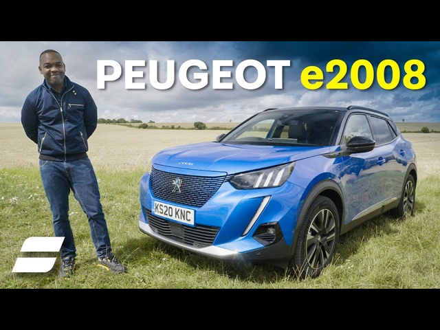 Peugeot e-2008 Review: The Only EV You Need? | 4K