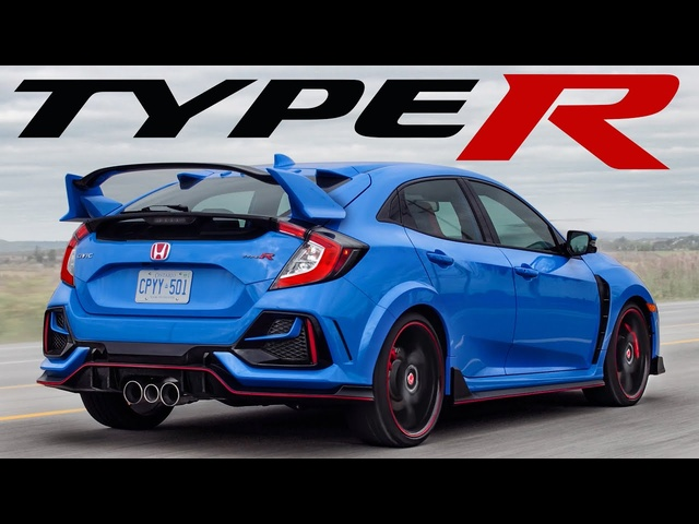 Still the KING of Hot Hatches - 2020 <em>Honda</em> Civic Type R
