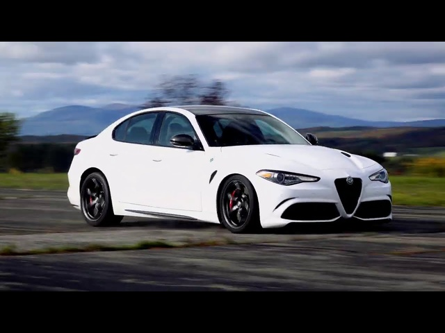 2020 Alfa Romeo Giulia Quadrifoglio | Shamrocking the Germans