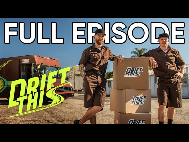 Chris Forsberg & Ryan Tuerck's Boosted Delivery Truck! | Drift This PREMIERE | MotorTrend