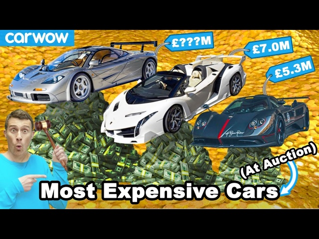 You won't believe how much these cars sold for...