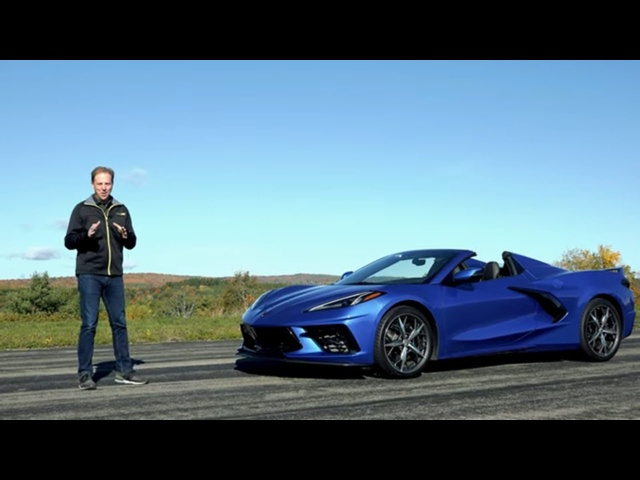 2020 Chevrolet Corvette Stingray Convertible | Could It Be Too Good?