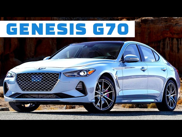 Genesis G70 on the Track! | Tire Rack's Hot Lap | MotorTrend