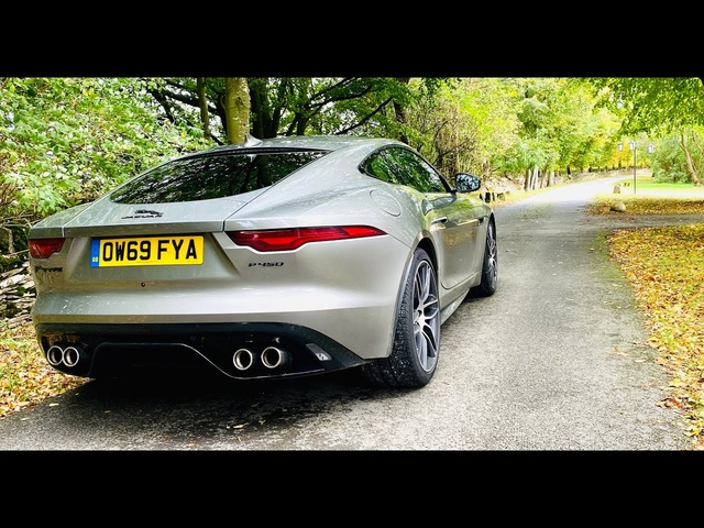2020 Jaguar F-Type P450 review. Why this is a half-price Aston V8 Vantage.