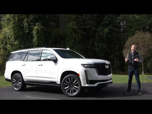2021 Cadillac Escalade Sport Platinum | Who's Your Daddy?