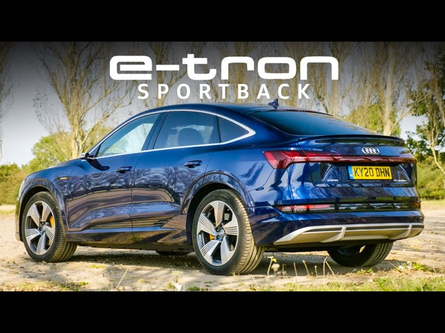 Audi E-Tron Sportback: EV Road Review | Carfection 4K