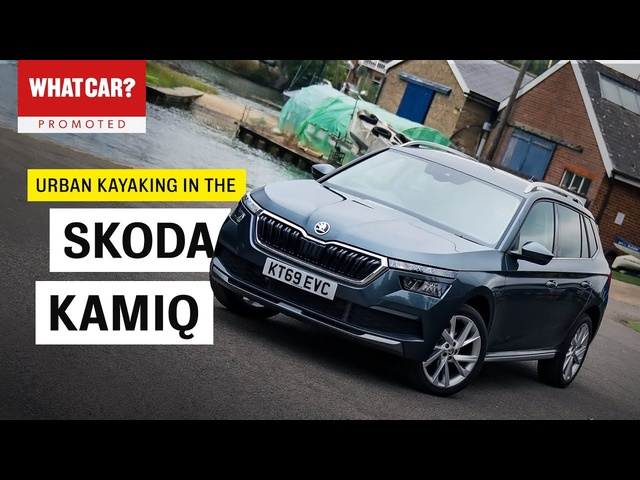 Promoted | The Skoda Kamiq: the compact SUV for urban adventures | What Car?