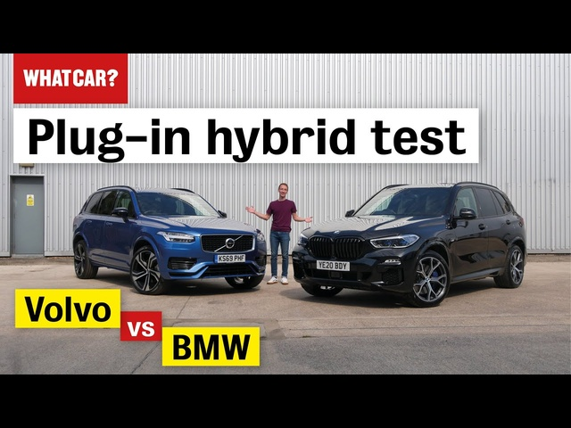 2020 BMW X5 vs Volvo XC90 review – which is the best plug-in hybrid SUV? | What Car?
