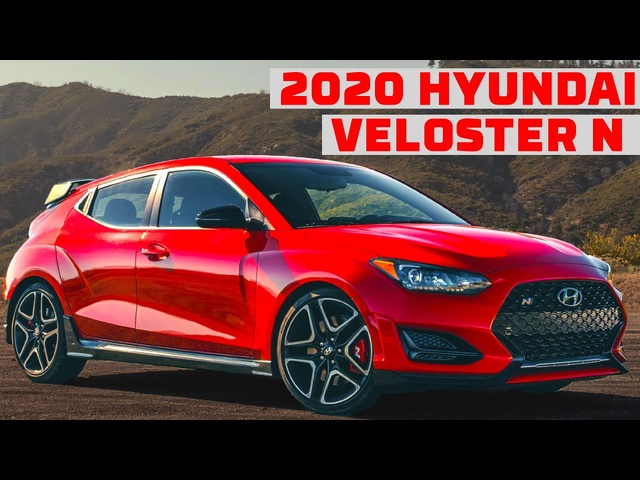 2020 Hyundai Veloster N on the Track! | Tire Rack's Hot Lap | MotorTrend