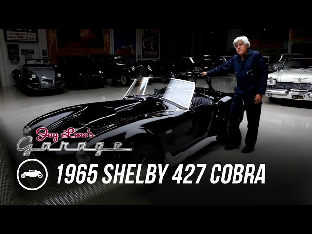 1 of 23: 1965 Shelby 427 Cobra Competition - Jay Leno's Garage