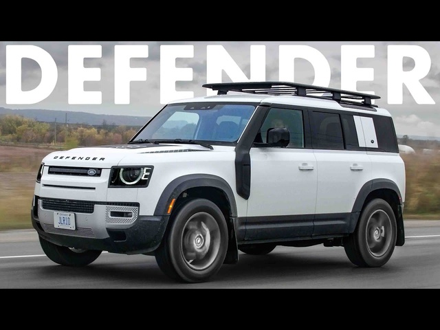 Rugged Luxury at its BEST - 2020 Land Rover Defender Review
