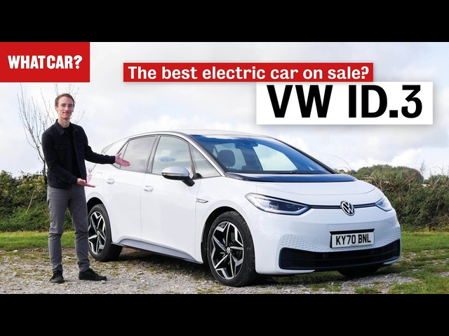 2020 VW ID 3 review – a must-have electric car? | What Car?
