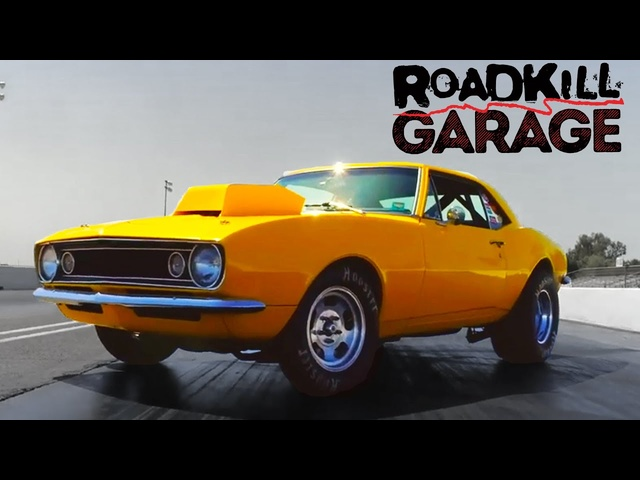 Engine Rebuild for Crusher Camaro! | Roadkill Garage | MotorTrend