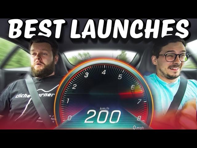 Best LAUNCH CONTROL Reactions 2021
