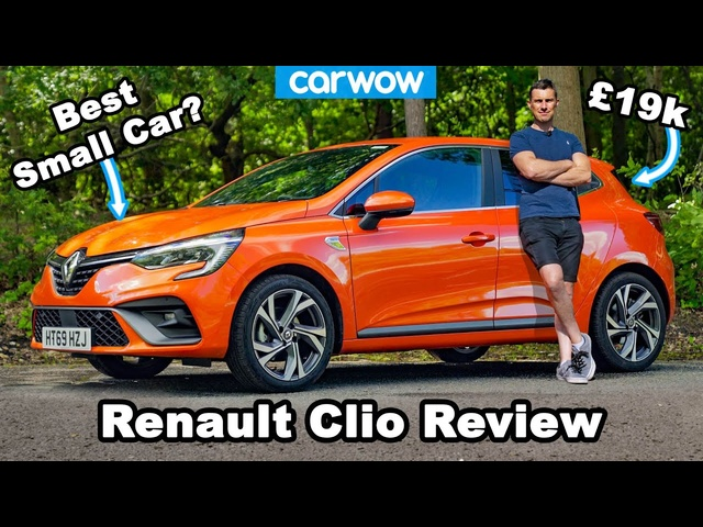 Renault Clio 2021 review: is it better than a Peugeot 208?