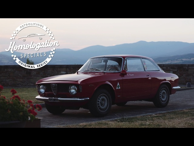 Alfa Romeo Giulia Sprint GTA: Light And Mighty