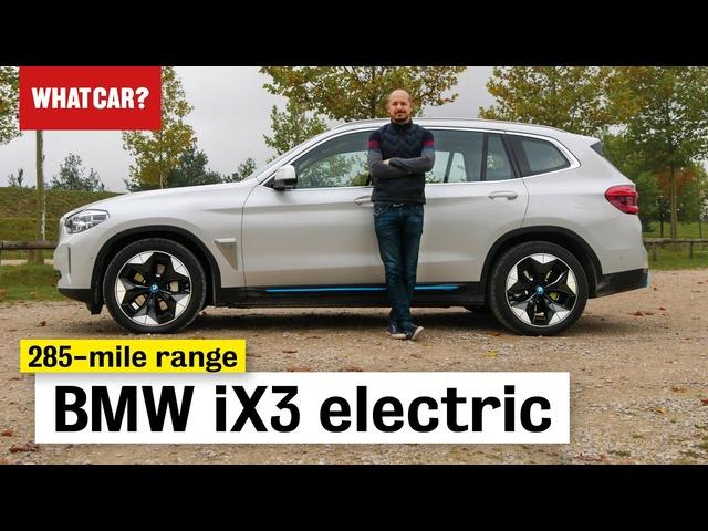 2021 <em>BMW</em> iX3 review – the world's best electric SUV? | What Car?