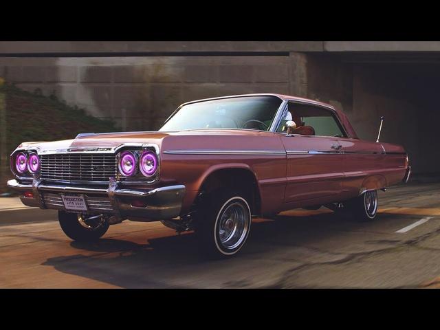 Majestics Car Club President's '64 Impala | LOWRIDER Roll Models Season 5 Episode 6 | MotorTrend