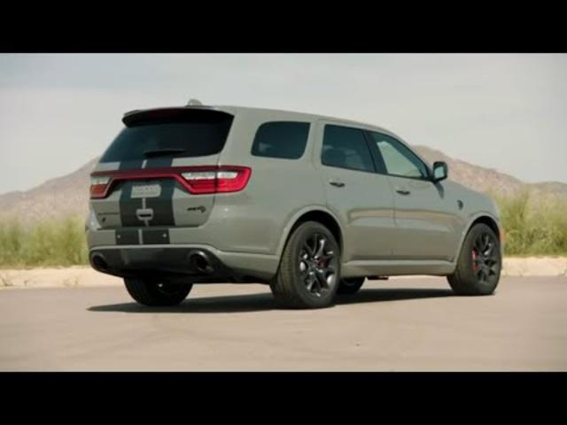 2021 Dodge Durango SRT Hellcat   Ordering Is Open November 6!