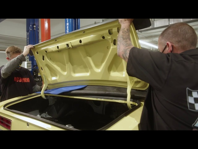 1969 Camaro Build! | DAY 4—Super Chevy Week to Wicked Presented by POL | MotorTrend