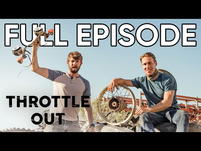 Zombie Bikes! | Throttle Out FULL EPISODE 2 | MotorTrend