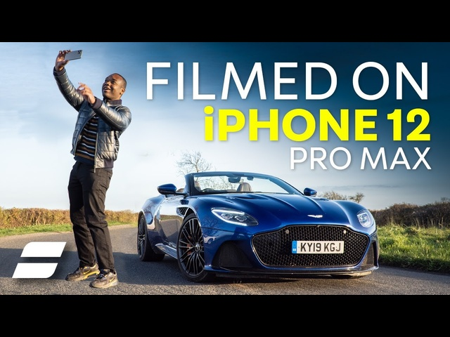 Aston Martin DBS Volante Review: Shot On iPhone 12 Pro Max | 4K