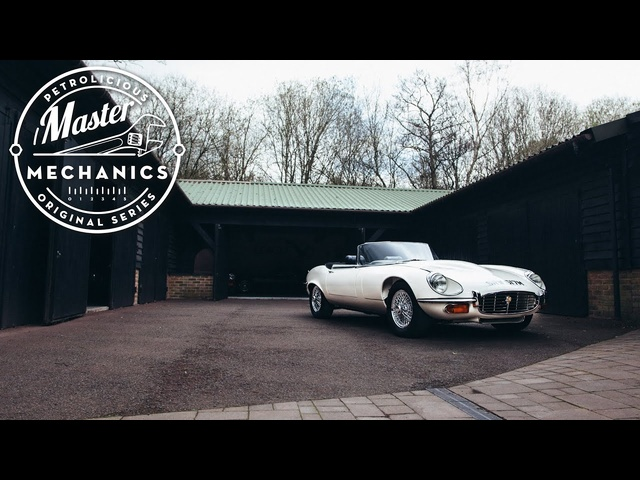 Eagle: Masters Of The <em>Jaguar</em> E-Type