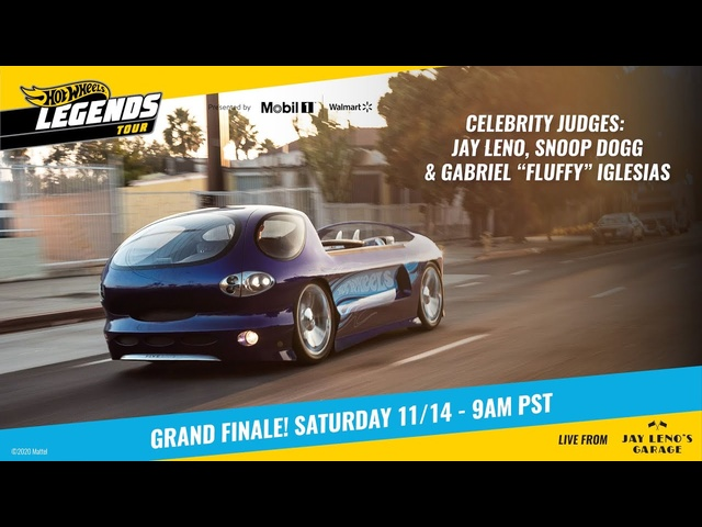 Hot Wheels Legends Tour -THE FINALE! -Hosted by Jay Leno, Snoop Dogg and more...