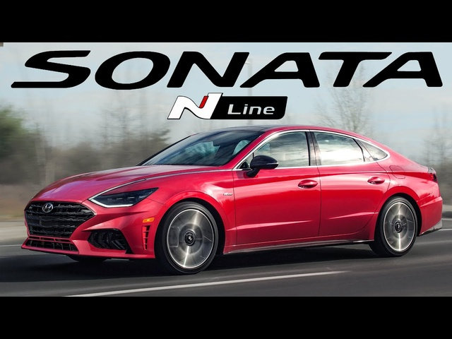 2021 Hyundai Sonata N Line Review - More than just a Badge!