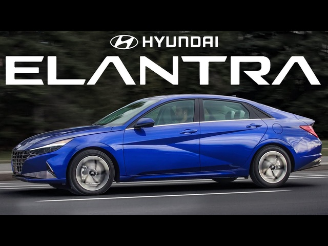 2021 Hyundai Elantra Review - Best tech in Class?