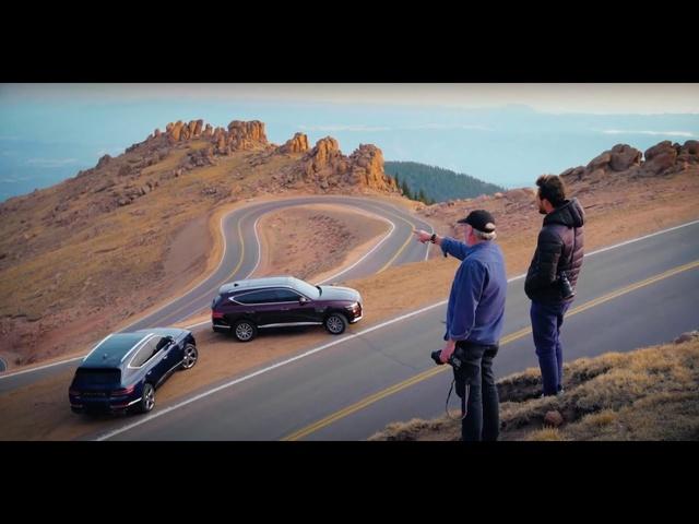 Shutter Speed: Genesis GV80 – Pikes Peak | MotorTrend