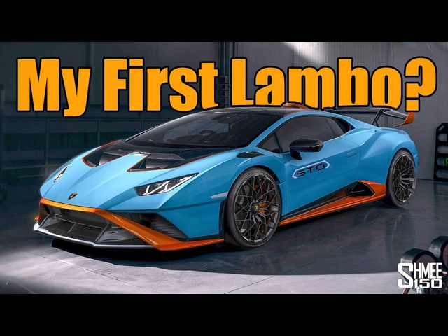 NEW Lamborghini Huracan STO! | FIRST LOOK