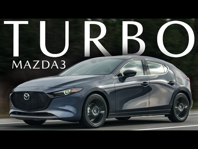 The 2021 Mazda 3 Turbo is NOT a Mazdaspeed 3