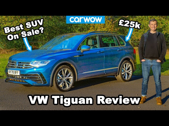 <em>Volkswagen</em> Tiguan review - the best car you can buy for less than £25k?