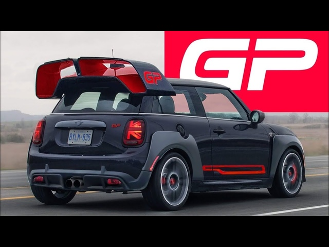 BIG WING! 2021 Mini JCW GP Review
