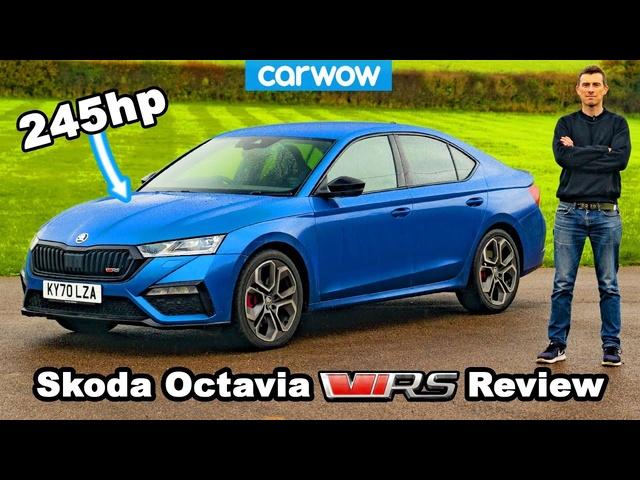 Skoda Octavia vRS review -better than aGolf GTI?