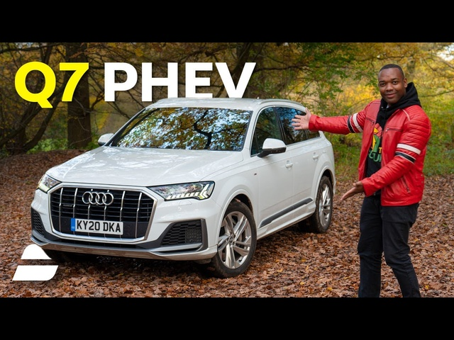 Audi Q7 Plug-In Hybrid: Unboxing Our New Long Termer | 4K