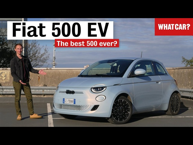 New 2021 Fiat 500 electric car review – best new EV? | What Car?
