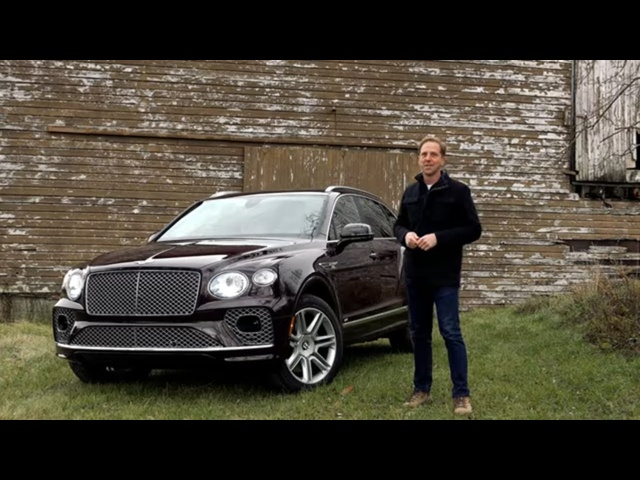 2021 <em>Bentley</em> Bentayga V8 | Refresh Your Dreams