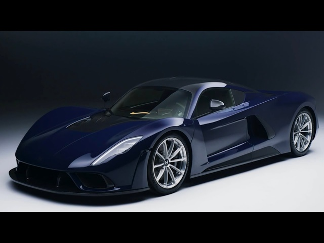 300 MPH for aMillion Dollars? First Look at 2020 Hennessey Venom F5   MotorTrend