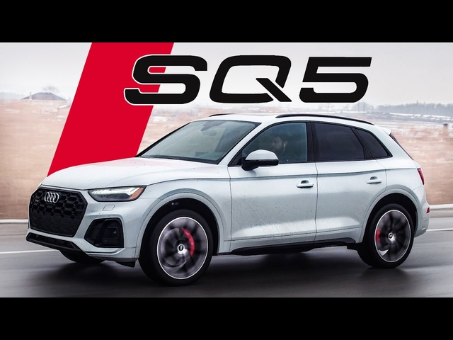 FAKEST EXHAUST! 2021 Audi SQ5 Review