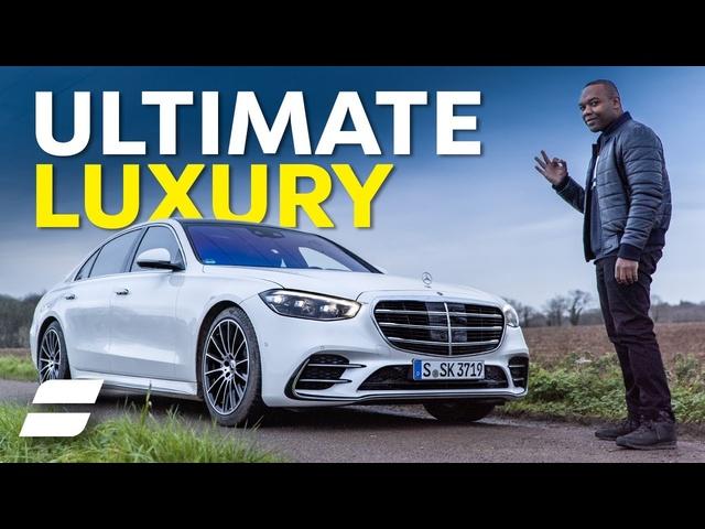 NEW <em>Mercedes</em> S-Class: Luxury BEYOND Belief?