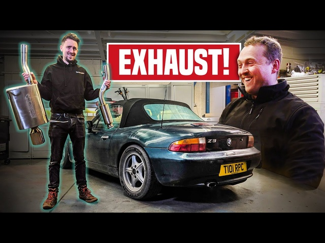 How Easy Is It To Upgrade Your Exhaust?